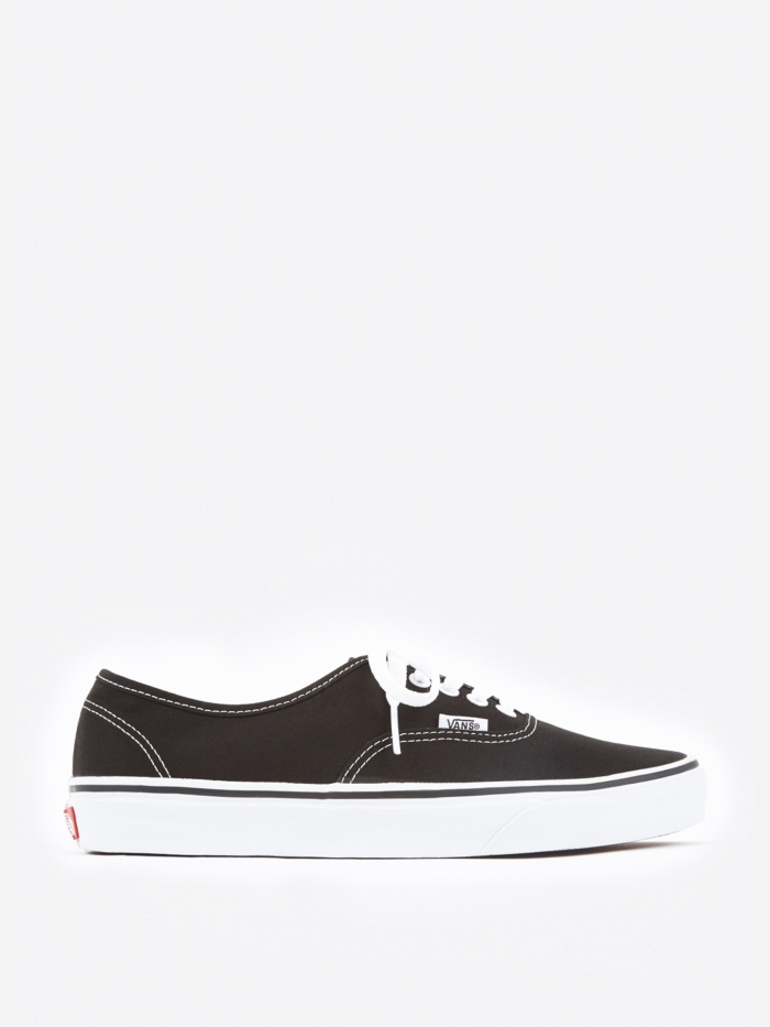 Vans Authentic - Black (Image 1)