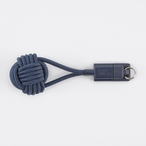 KEY Lightning-to-USB Cable - Marine KV