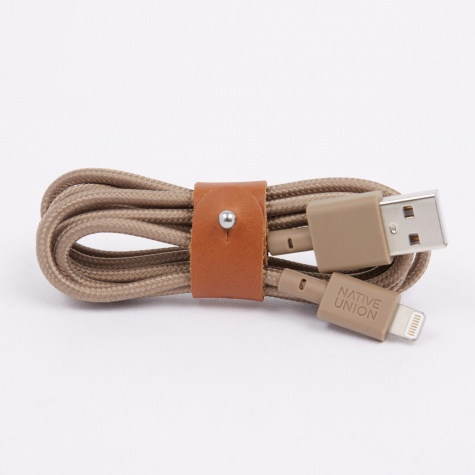 BELT Cable 1.2M - Taupe KV