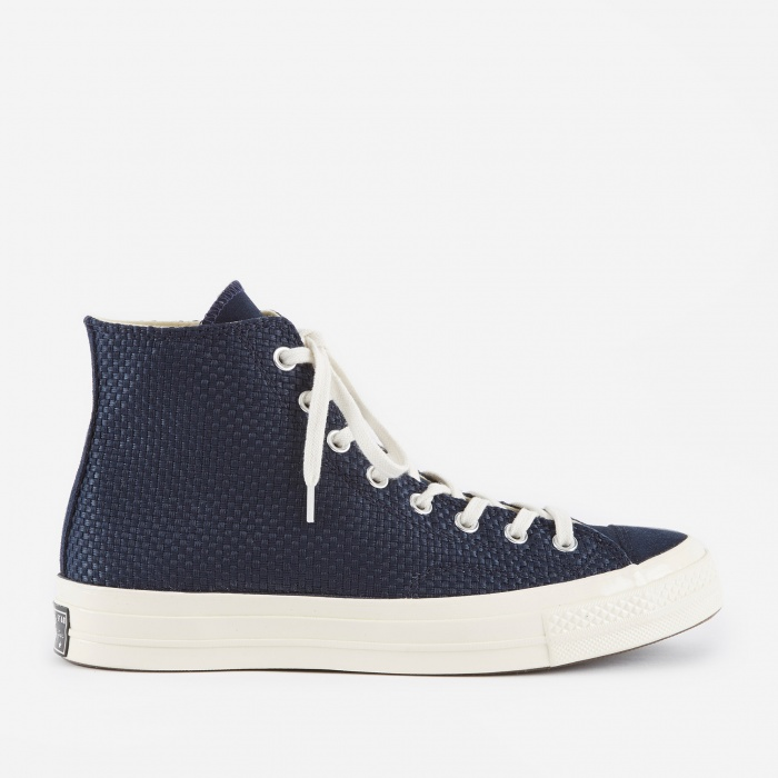 Converse 1970s Chuck Taylor All Star Hi - Obsidian (Image 1)