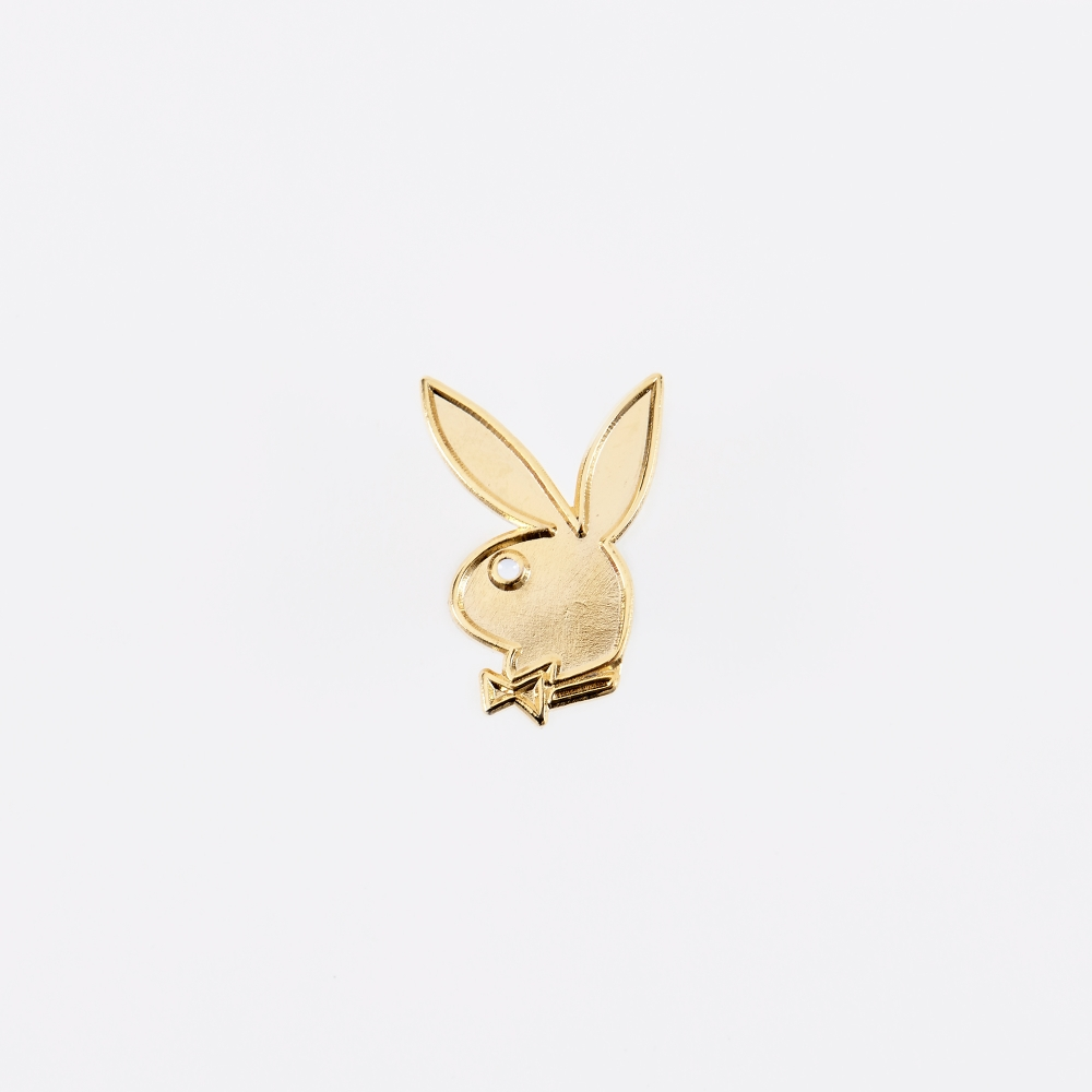 Good Worth X Playboy Bunny Pin Gold