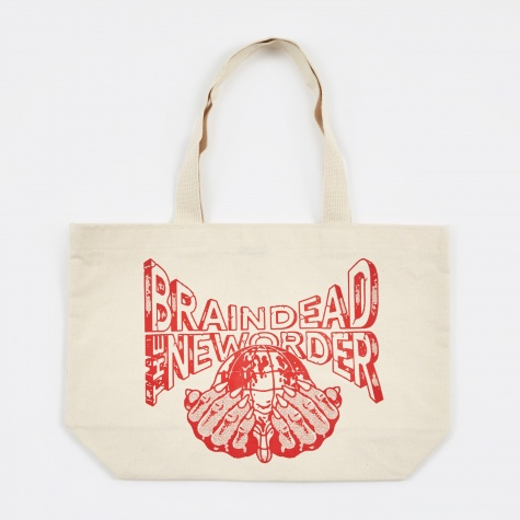 x The New Order Tote Bag - Canvas