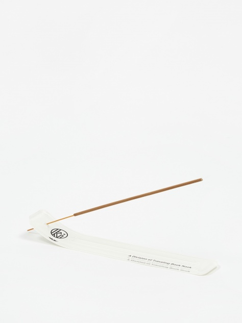 Incense Holder - White/Black