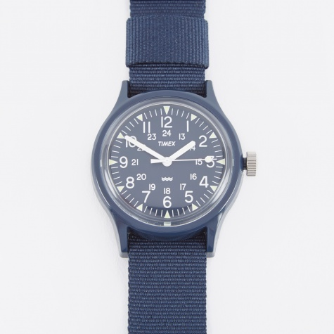 Archive Camper MK1 Watch - Blue/Blue