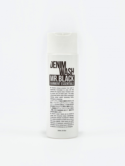 Mr. Black Garment Essential Denim Wash - 250ml