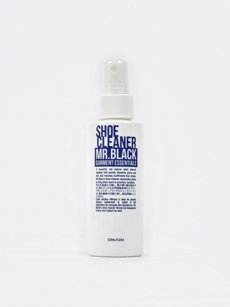 Mr. Black Garment Essential Shoe Cleaner - 125ml