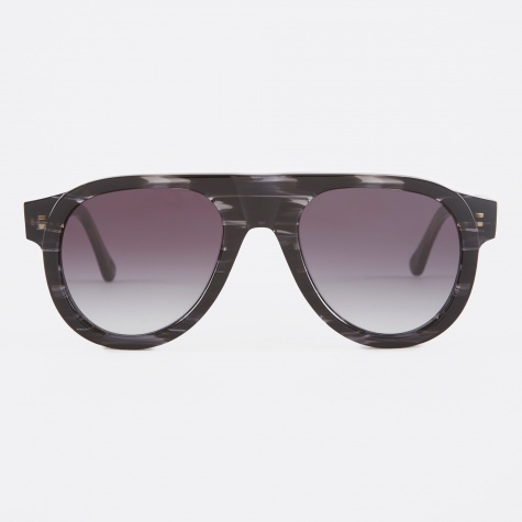 Duke Sunglasses - Feather Black