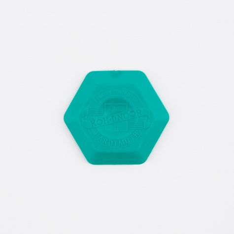 Thermoplastic Eraser - Green