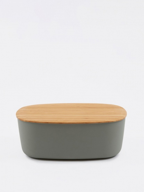 Box-It Bread Box - Grey