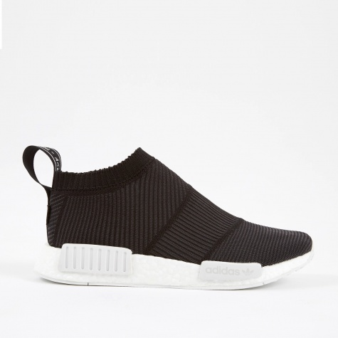 NMD_CS1 GTX PK - Core Black/Core Black/White