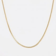 Goods by Goodhood 1.5 Venetian Chain - 9k Yellow Gold