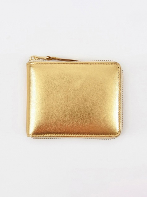 Comme des Garcons Wallet Classic Leather XS (SA7100G) - Gold