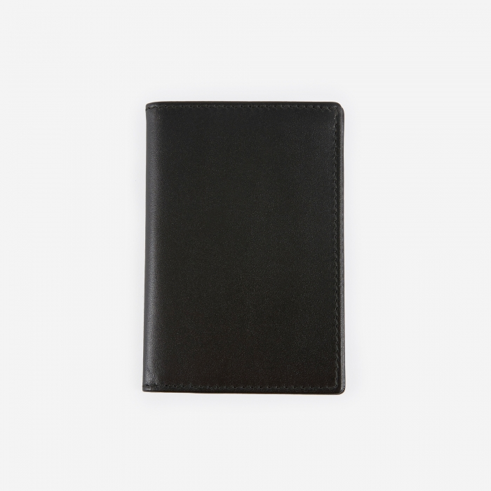 Comme des Garcons Wallets Card Holder (SA6400) - Black (Image 1)