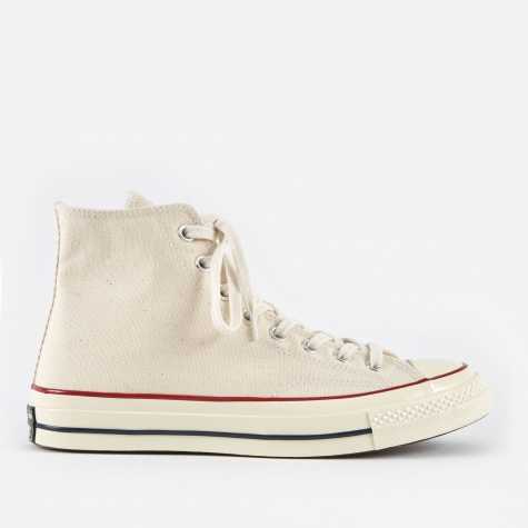 1970s Chuck Taylor All Star Hi - Parchment