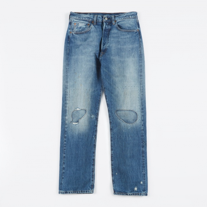 Levi's Vintage Clothing 1976 501 Jeans - Pagosa (Image 1)
