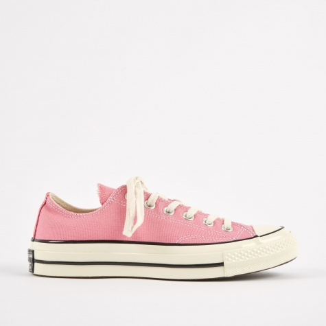1970s Chuck Taylor All Star Ox - Chateau Rose/Egret/Bla