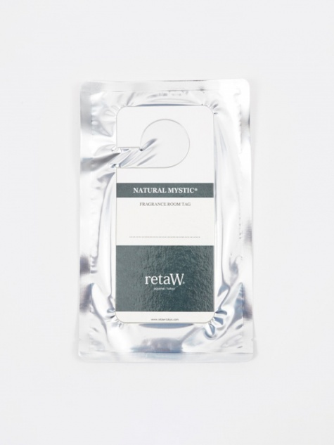 Fragrance Room Tag - Natural Mystic