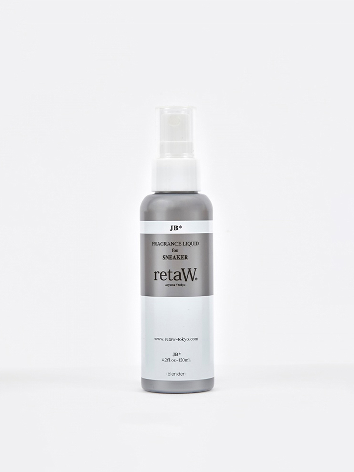 retaW Fragrance Sneaker Spray - JB* (Image 1)