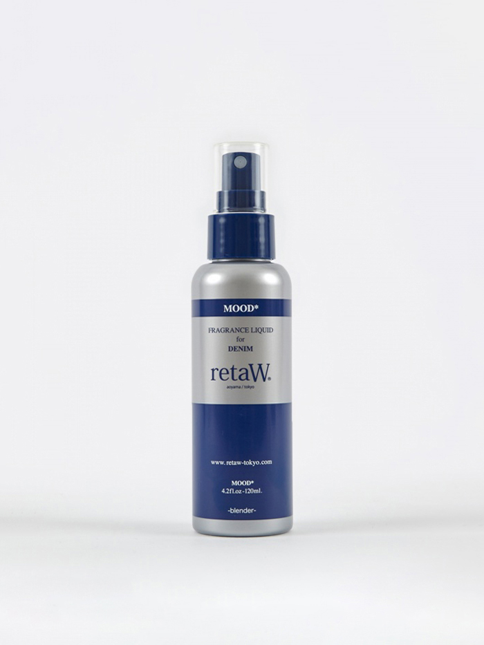 retaW Fragrance Denim Spray - Mood* (Image 1)