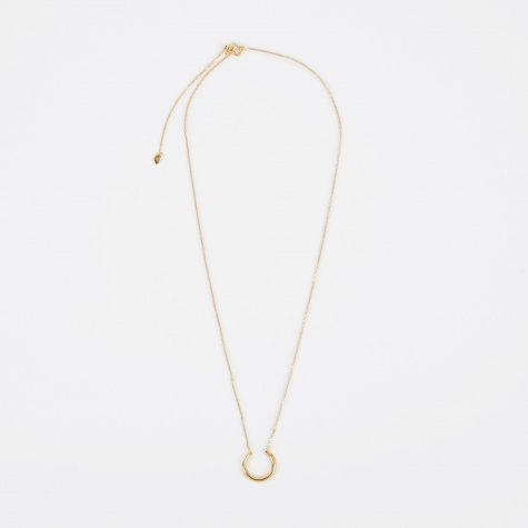 Loom Necklace - 14K Gold Plated