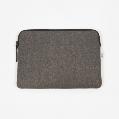 "Pijama Zip Case for Macbook 12"" & 13"" Pro - Grey Flanel"