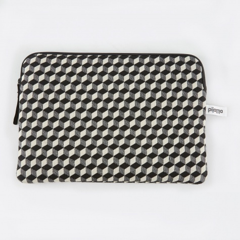 "Zip Case for Macbook 12"" & 13"" Pro - Optical Check"