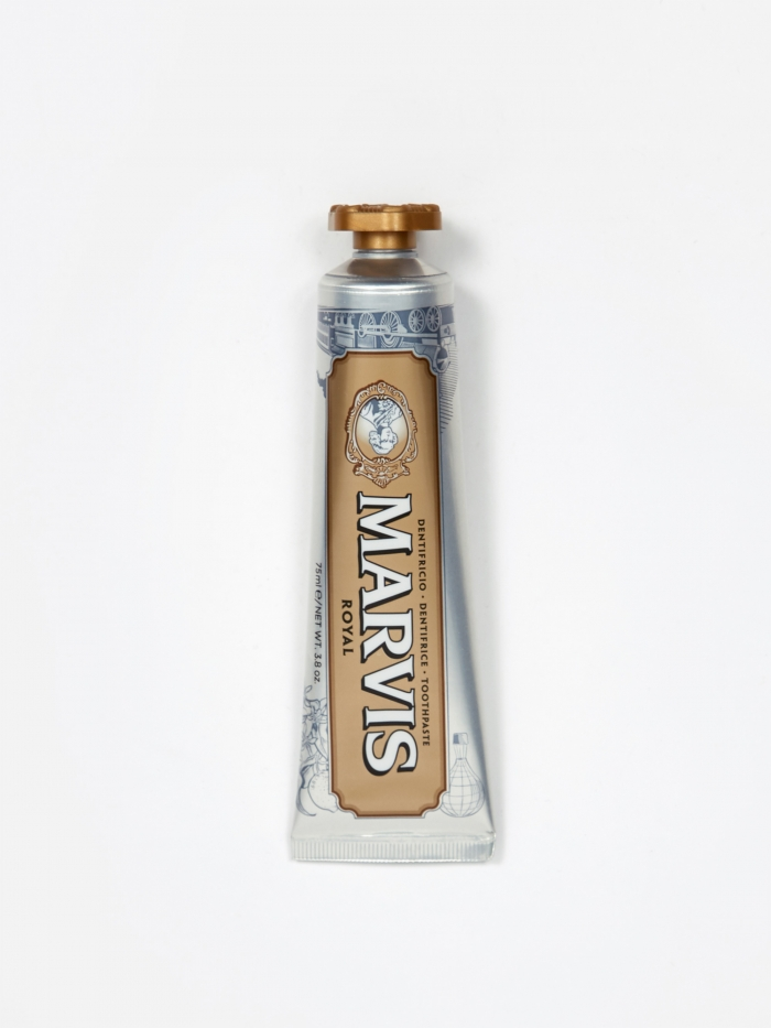 Marvis Toothpaste - Royal 75ml (Image 1)