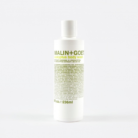 Malin+Goetz Eucalyptus Body Wash - 236ml