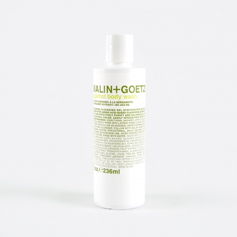 Malin+Goetz Bergamot Body Wash - 236ml