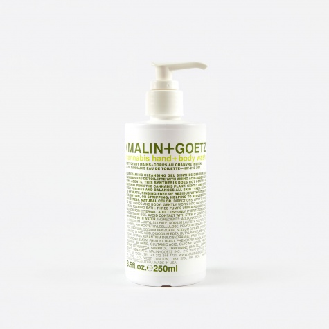 Malin+Goetz Cannabis Hand+Body Wash - 250ml