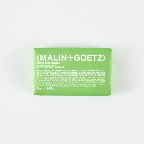 Malin+Goetz Lime Soap Bar - 140g