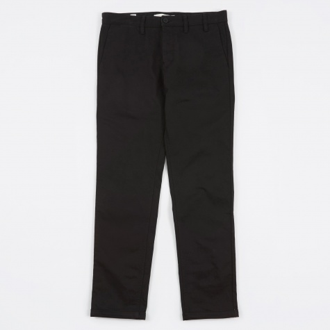 Aros Heavy Chino - Black