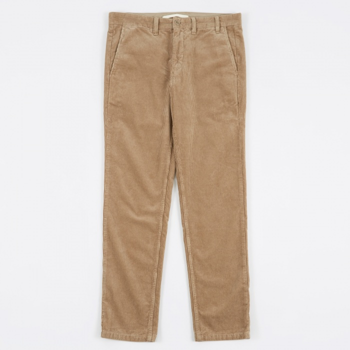 Norse Projects Aros Corduroy Pant - Khaki (Image 1)