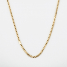 Goods by Goodhood 1.3 Venetian Chain - 9k Yellow Gold