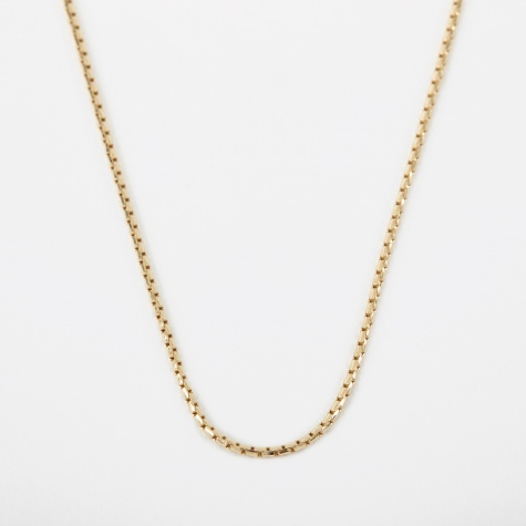Anaconda Chain 60cm - 9k Yellow Gold