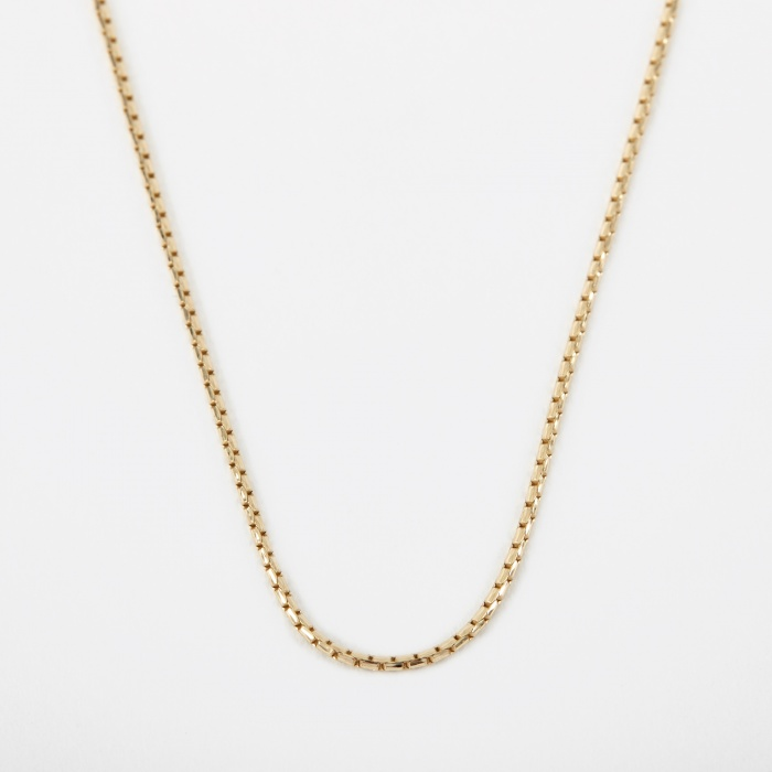 Goods By Goodhood Anaconda Chain - 9k Yellow Gold (Image 1)