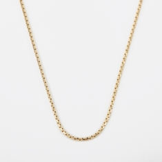 Goods by Goodhood Anaconda Chain - 9k Yellow Gold