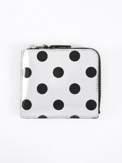 Comme des Garcons Wallet Optical Group (SA3100GA) - Dot/Silver