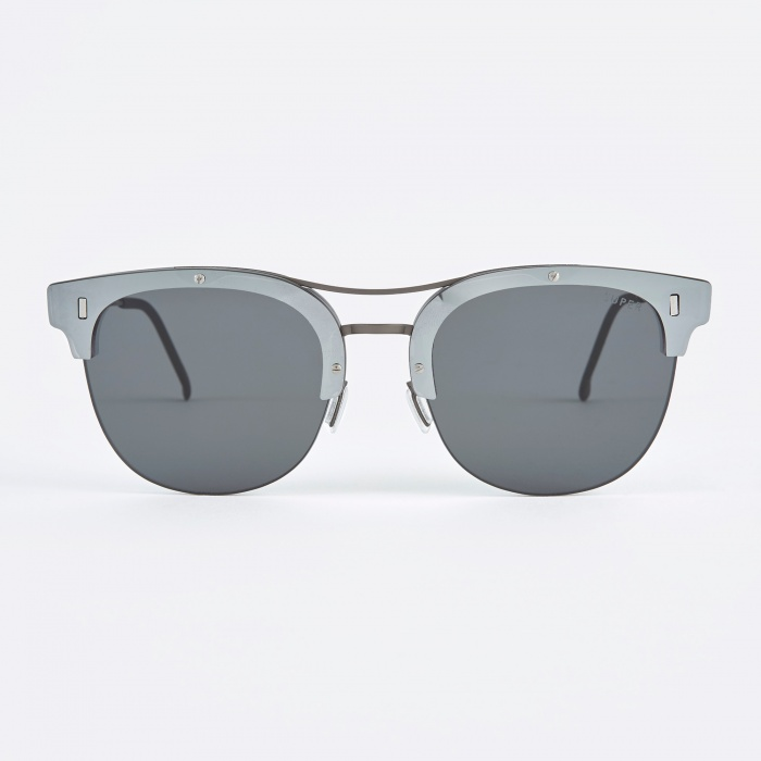 Super Strada Sunglasses - Black (Image 1)