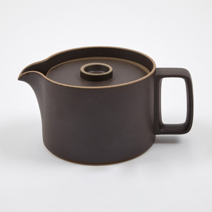 Hasami Porcelain Tea Pot Black - 145x106 (Image 1)