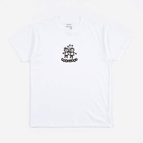 Happy People T-Shirt - White