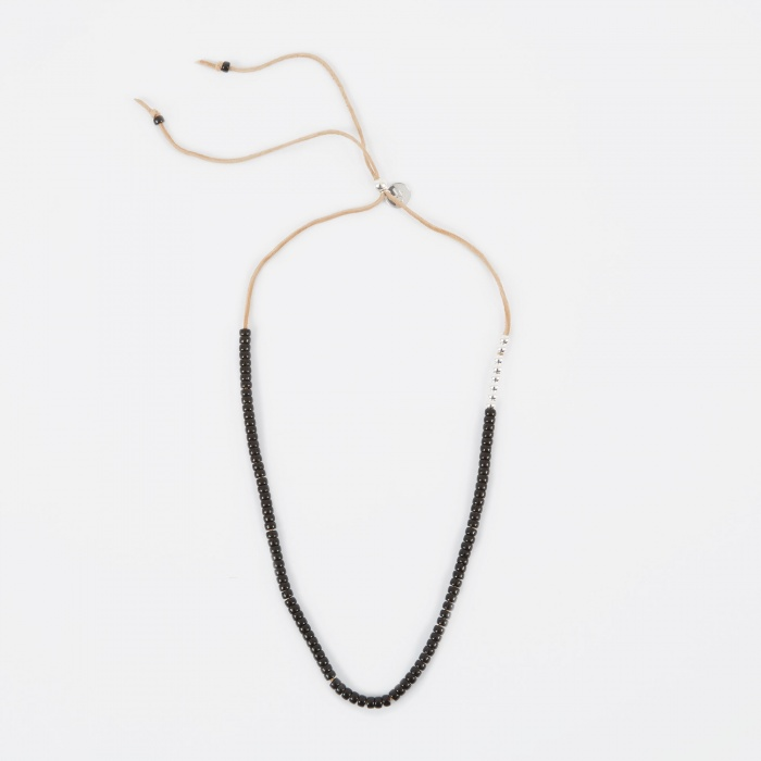 Maple Pacific Necklace - Black (Image 1)