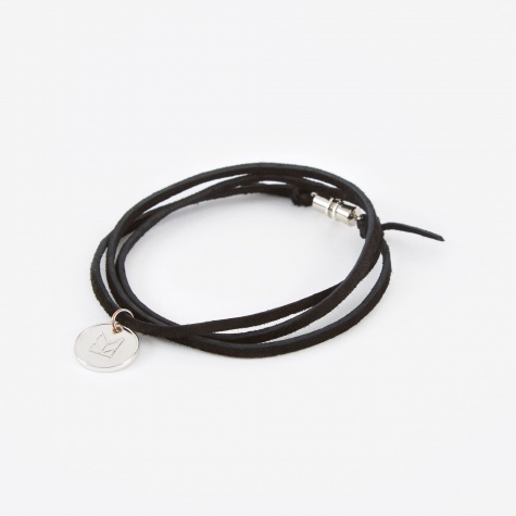 Misery Whip Bracelet - Black