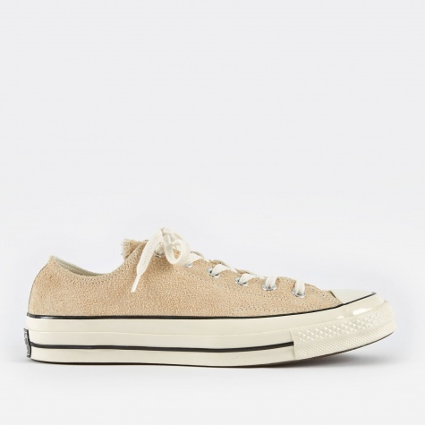1970s Chuck Taylor All Star Ox Suede - Light Twine/Egre