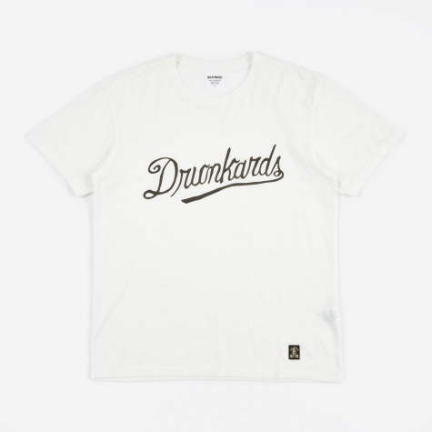 Standard Crew Neck T-Shirt (Type-3) - White