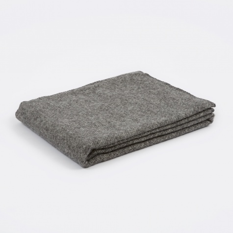 Peak Throw 130x180cm - Grey