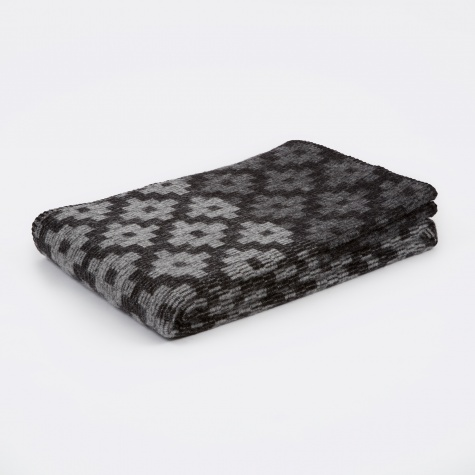 Marrakech Throw 130x200cm - Grey