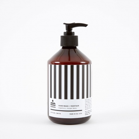 Hand Wash 500ml - Montauk