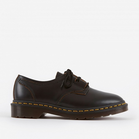 Dr.Martens Ghillie Shoe Archive Chillie - Black