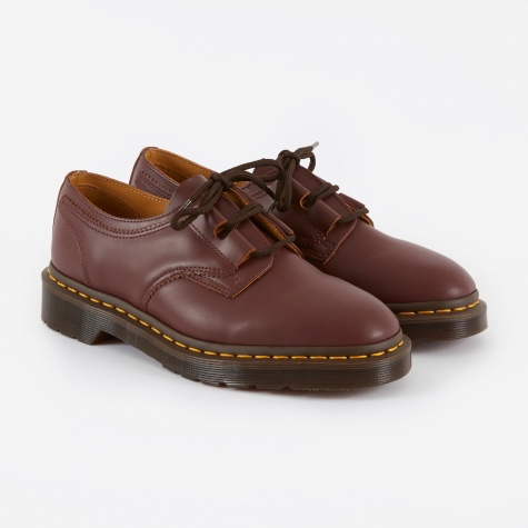 Dr.Martens Ghillie Shoe Archive Chillie - Red
